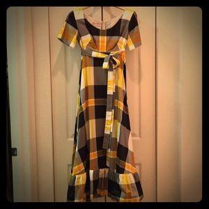 Dresses & Skirts - Vintage Plaid Dress
